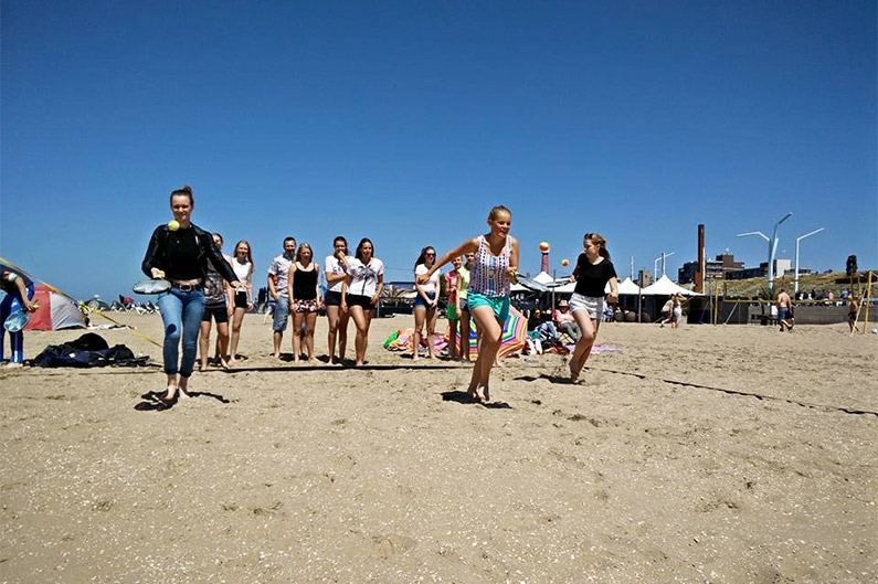 Beach kampen